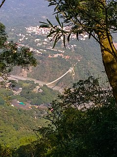 Mountain indigenous township
