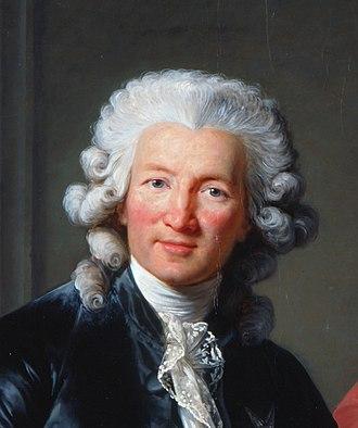 Jacques Necker - Charles-Alexandre de Calonne