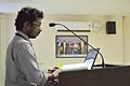Vignesh R Presents Accessing Offline Wikipedia In Rural Area - Wiki Conference India - CGC - Mohali 2016-08-05 6993.JPG