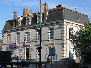 Villiers-Saint-Georges Commune in Île-de-France, France