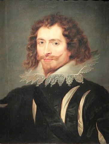 Портрет Джона Вильерса, герцога Бэкингема. 1625, холст, масло, 65×50см. Флоренция, Палаццо Питти