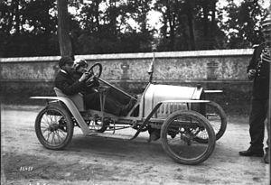 Cyclecar - Violet Violette Gaillon, 1911