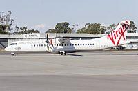 VH-VPJ - AT76 - Virgin Australia