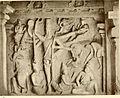 Vishnu Upholding the Universe from sculpture at Mamallapuram India 1913.jpg