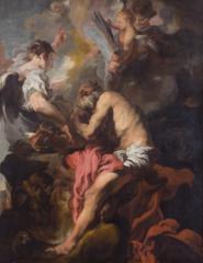 The Inspiration of Saint Jerome