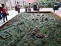 Visitors by Model of Site - El Tajin Archaeological Site Museum - Veracruz - Mexico (15835782720).jpg