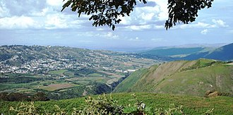 Sanare, Venezuela - Image: Vista de Sanare. Estado Lara. Venezuela