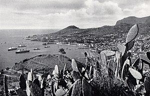 Vista do Funchal, 1936