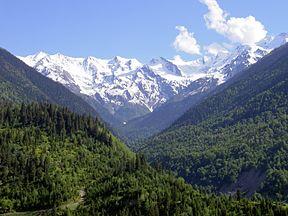 Vidutiniai kalnai