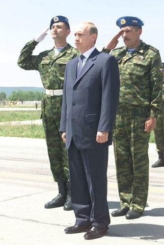 Vladimir Putin in Serbia 16-17 June 2001-7
