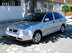 Px Volkswagen Polo Classic
