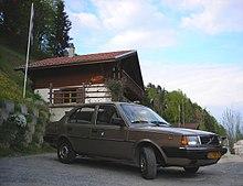 In Nederland gebouwde Volvo 360 1985