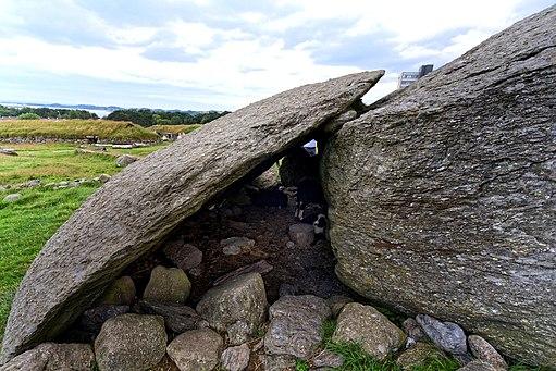 Vor 1500 Jahren, lebten hier die frühen Norweger. 01