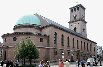 Church of Denmark - The Church of Our Lady, the cathedral of Copenhagen and the National Cathedral of Denmark