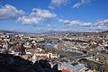 Vue de Tbilisi à partir de la Narikala Fortress.jpg