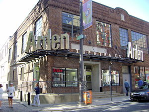 Arden Theatre Company (Philadelphia) - The Arden Theatre in 2009