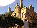 WW I Memorial Hartford City Indiana.JPG