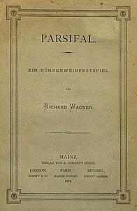 Titelblatt des Erstdrucks