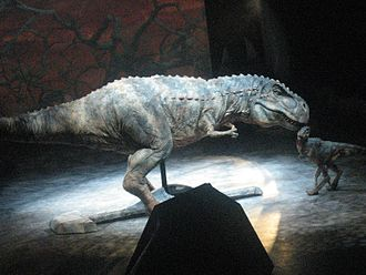 Walking with Dinosaurs − The Arena Spectacular - Tyrannosaurs in the arena