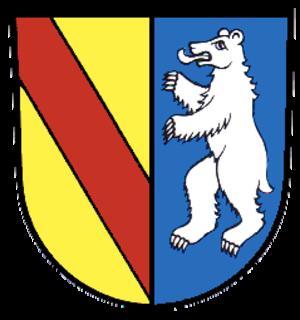 Bötzingen - Image: Wappen Boetzingen