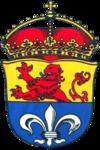 Wappen der Stadt Darmstadt