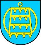 Das Wappen von Laichingen