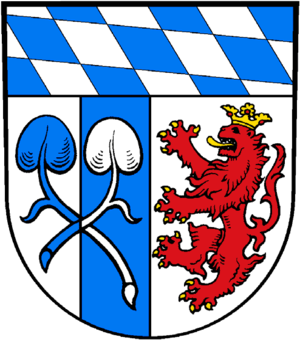 Rosenheim (district) - Coat of arms