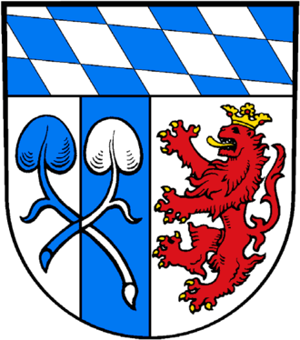 Rosenheim (district) - Coat of arms