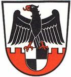 Wappen des Landkreises Hechingen