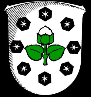 Nüsttal - Image: Wappen Nüsttal