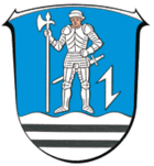Coat of arms of the city of Wächtersbach