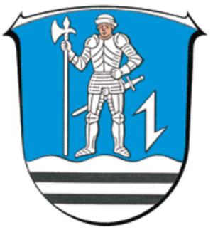Wächtersbach - Image: Wappen Waechtersbach