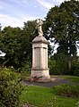 War Memorial and garden of remembrance, South View Road, East Bierley, Hunsworth - geograph.org.uk - 548897.jpg