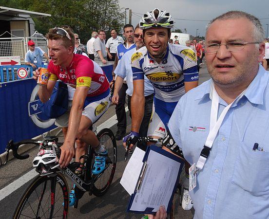 Waremme - Tour de Wallonie, étape 4, 29 juillet 2014, arrivée (C07).JPG