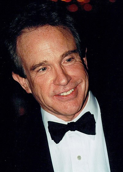 Warren Beatty, American actor, producer, screenwriter and director