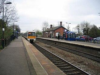Warwick railway station - Image: Warwick Railway Station