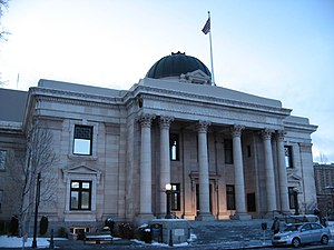 Washoe County Courthouse in Reno, Nevada.jpg