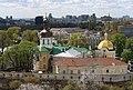 Water tower Kiev Pechersk Lavra G1.jpg
