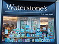 Waterstone's Sutton High Street, Sutton, Surrey, Greater London.JPG