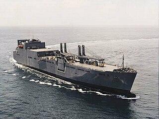 USNS <i>Watson</i> (T-AKR-310)