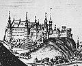 Wawel Kraków Hondius 1649.jpg