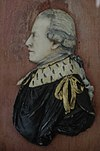 Wax profile of Lord Hillsborough (1718-93).jpg