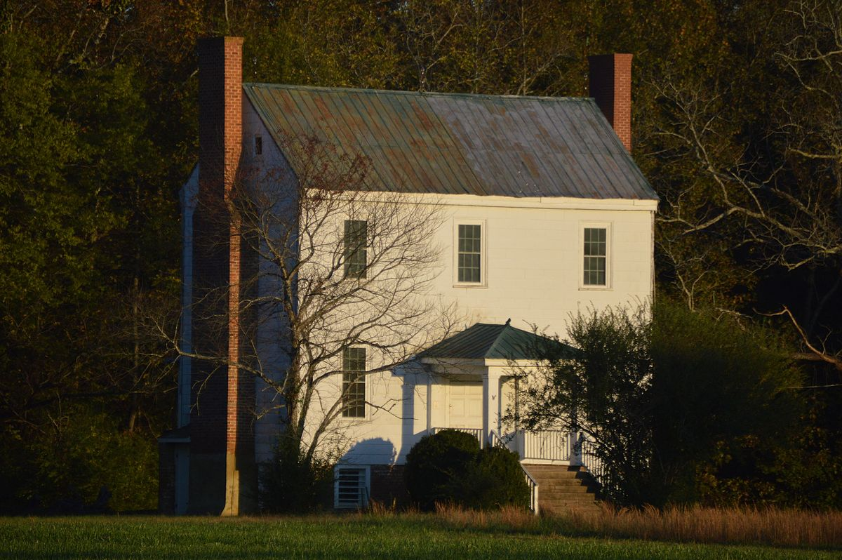 Weaver House Cowie Corner Virginia Wikipedia