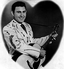 Webb Pierce, c. 1957
