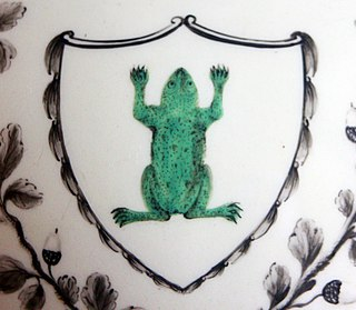 Frog Service Dinner service by Wedgwood
