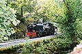 Welsh Highland Railway train at Plas-y-nant - geograph.org.uk - 36635.jpg
