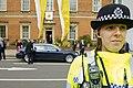 West Midlands Police - Papal Visit - Pope Benedict XVI (8514855999).jpg