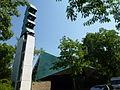 Westend Eichenallee Evangelische Kirche Neu-Westend.JPG