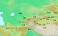 Western Regions 1st century BC (ja).png