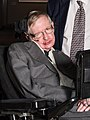 Weston Library Opening by John Cairns 20.3.15-139 (cropped, Hawking).jpg